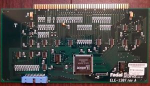 Fadal Pcb 0005 Mill Interface 1040 3a hard To Find