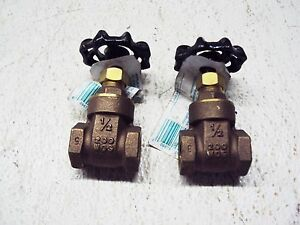 Hammond 1 2 Valve 667 lot Of 2 New