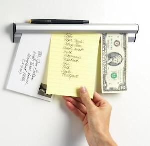 6 Our Clip it Strip Paper Note Holder