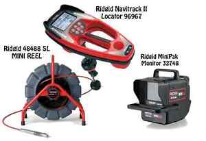 Ridgid 200 Mini Reel 48488 Navitrack Ii Locator 96967 Minipak 32748