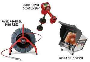 Ridgid 200 Mini Reel 48488 Navitrack Scout Locator 19238 Cs10 39338