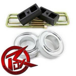 94 02 Dodge Ram 2500 2wd 4x2 3 Inch Front 2 Rear Leveling Lift Kit