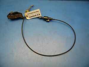 93 98 Jeep Grand Cherokee Oem Parking Interlock Steering Key Lock Cable 52078961
