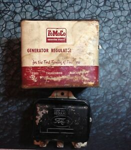 Nos Fomoco Gen Regulator Assy Ford Thunderbird Mercury Lincoln Edsel 10505a 2