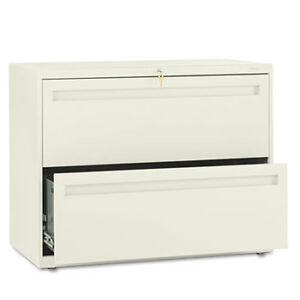 Hon Hon782ll 700 Series Two drawer Lateral File 36w X 19 1 4d Putty