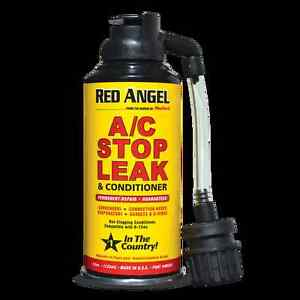 Red Angel A c Stop Leak Sealant R134a 4 5 Oz