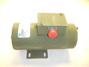 New Xm56 Smoke Generator Pacific Scientific 24 Vdc Electric Motor 1 2 Hp 20 Amp