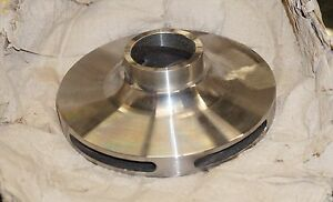 Aqua chem Centrifugal Pump Steel Impeller 192 7611 104 8261 695 7702pc4 Surplus