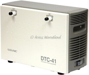 Ulvac Dtc 41 1 6 Cfm Chemical resist Diaphragm Vacuum Pump For Rotary Evaporator