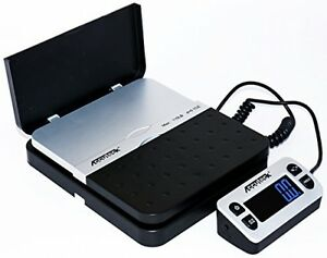 Accuteck Shippro 110lbs X 0 1 Oz Digital Shipping Postal Scale Fold Usb Black