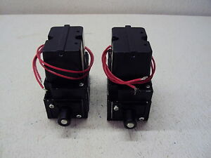 Parker Ss20102501 Valve Lot Of 2