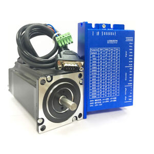 Nema23 3nm Hybrid Closed loop Stepper Motor Driver Kit 3 Phase For Cnc Router