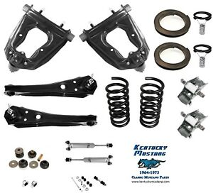 Mustang Suspension Kit V8 Deluxe1971 1972 1973