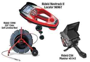 Ridgid 325 Color Sl Reel 13998 Navitrack Ii 96967 Cs6 45143