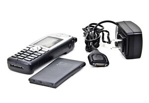 Cisco 7921 7921g Wireless Ip Phone Cp 7921g With Battery Wall Charger