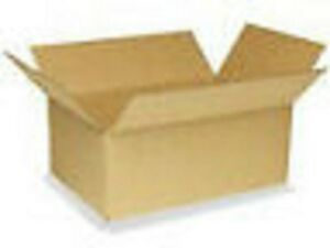 24x24x8 Shipping Moving Packing Boxes 10 Ct