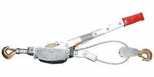 4 Ton Come Along Dual Ratchet Drive Hand Cable Puller