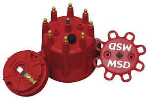 Msd Ignition 84335 Distributor Cap And Rotor Kit