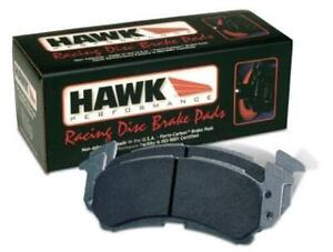 Hawk Blue 9012 Brake Pads Fits Audi Peugeot Vw Wilwood Hb364e 642 Rear