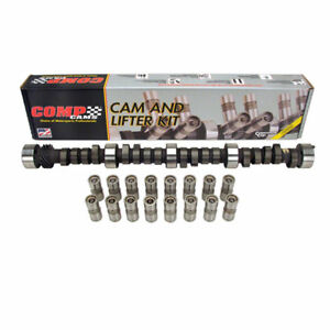 Comp Cams Cl12 600 4 Small Block Chevy Sbc Thumpr Camshaft Lifters Choppy Idle