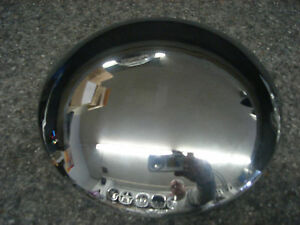 Smoothie Baby Moon Chrome Reverse Center Cap Caps Hubcap Hubcaps New One Only