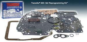 Transgo 350 1 2 Th 350 Transmission Reprogramming Kit 1969 On Sk350 1 2