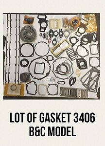 Lot Of Gasket For Caterpillar 3406 B And C Model