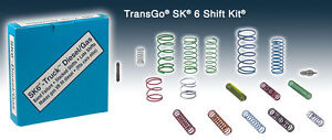 Transgo Transmission Shift Kit Ford C 6 C6 Sk 6