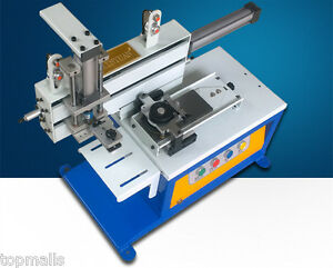 Pneumatic Pad Printing Machine Date Printer Coding Machine