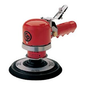 Chicago Pneumatic CPT870 General-Duty Dual Action Air Sander- 6inch NEW