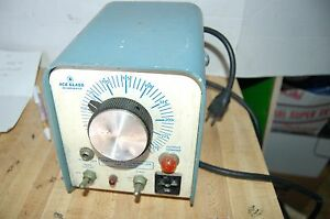 Ace Glass Rtd Pt 100a Temperature Controller Output 120v Input