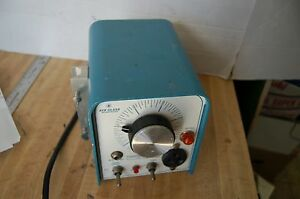 Ace Glass Rtd Pt 100a Temperature Controller Output 120v Input 12 103 05