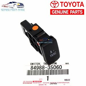 Brand New Toyota Genuine 07 14 Fj Cruiser Traction Control Switch 84988 35060