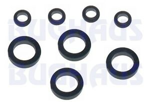 Vw Air Cooled Bug Bus T3 Fuel Injector Seals German Set Of 8 Free Ship