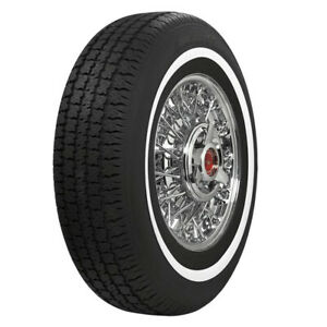 American Classic Whitewall Radial P205 75r15 96s 1 Ww Quantity Of 1