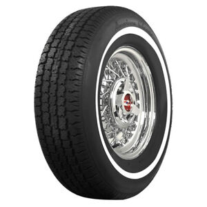 American Classic Whitewall Radial P215 75r14 98s 1 quantity Of 1