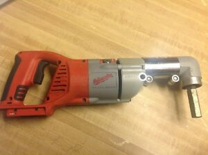 Milwaukee Two Speed 1 2 13mm Right Angle Drill