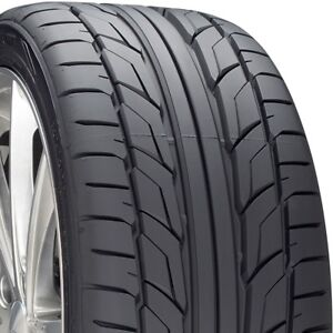 2 New 245 40 18 Nitto Nt 555 G2 40r R18 Tires 18540