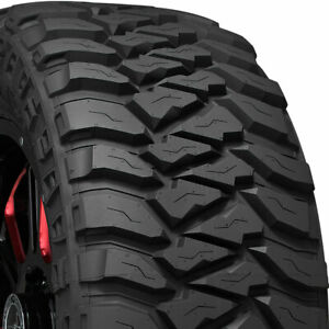 1 New 37x12 50 17 Mickey Thompson Baja Mtz P3 1250r R17 Tire 25805