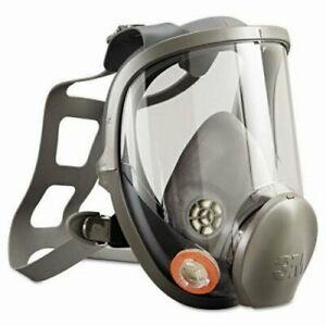 3m Full Facepiece Respirator 6000 Series Reusable Large mco 54159