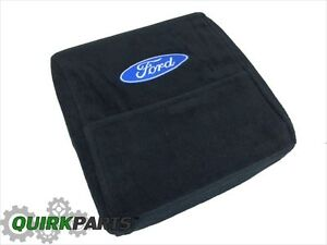 2004 2014 Ford F 150 F 250 F 350 Center Console Armour Cover W ford Logo