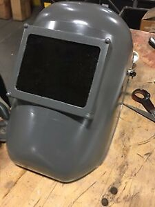Fibre Metal 990 Welding Helmet New