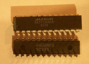 Mx7572kn05 Analog To Digital Converters Adc Complete High Speed Cmos 12 bit