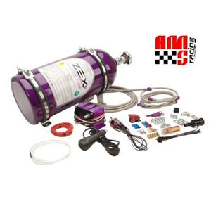 Zex 82390 2011 Ford Mustang Gt 5 0l Wet Nitrous Oxide System Nos N2o