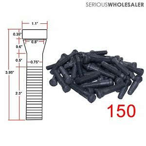 150 Chicken Plucker Rubber Fingers Poultry Duck Plucking