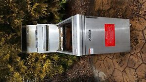 Used Adcraft Gf90 ng 35lb Natural Gas Propane Lp Commercial Floor Fryer