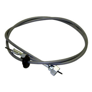 Speedometer Cable 60 3 Speed Jeep Mb Gpw Cj 41 75 5351778 Crown
