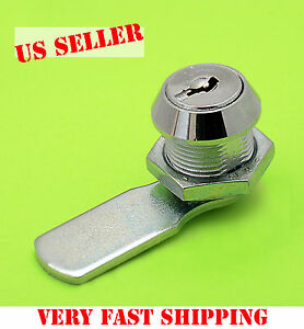 Lot Of 15 Key Cam Lock Cabinet Drawer Tool Mailbox Cupboard Safe 250 20 01 50