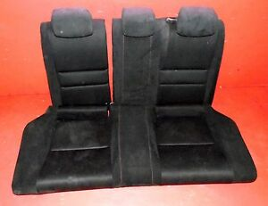 06 11 Honda Civic Oem Rear Seats Assembly Stock Factory Coupe Si Model 1
