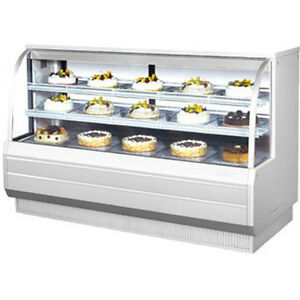 Turbo Air Tcgb 72 2 Refrigerated Bakery Display Case